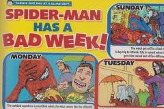 Spidey Has a Bad Week