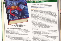 Shamazon Harry Potter page