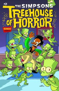 THE-SIMPSONS-TREEHOUSE-OF-HORROR-21 Cover