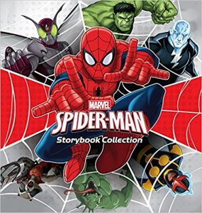 Disney/Marvel Short Story Collections - Arie Kaplan