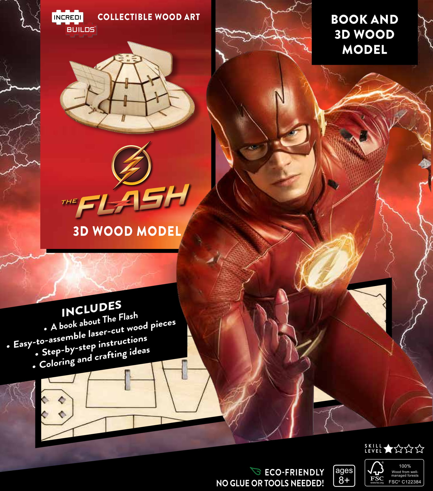 """""""IncrediBuilds: The Flash"""" Comes Out On October 15th"""